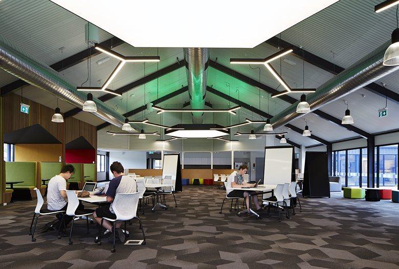 Charles Sturt University Engineering Building