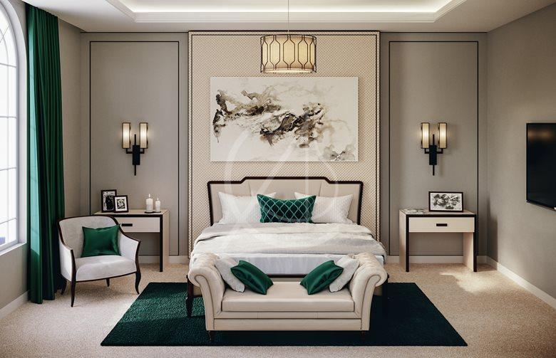 American Style House Interior Design Comelite Architecture Structure And Interior Design