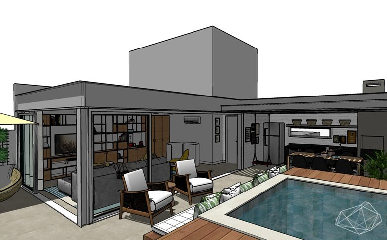 RESIDENTIAL  Penthouse in Progress