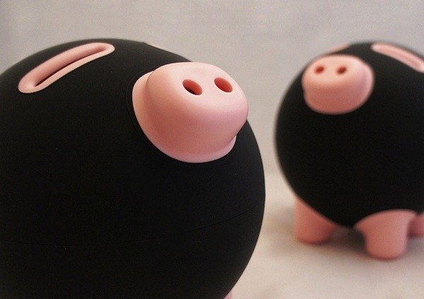 Robber Piggy Moneybox