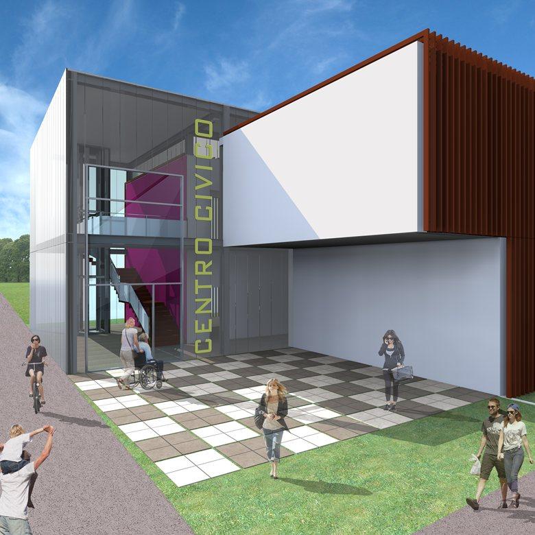 Concorso per il nuovo Centro Civico di Milano