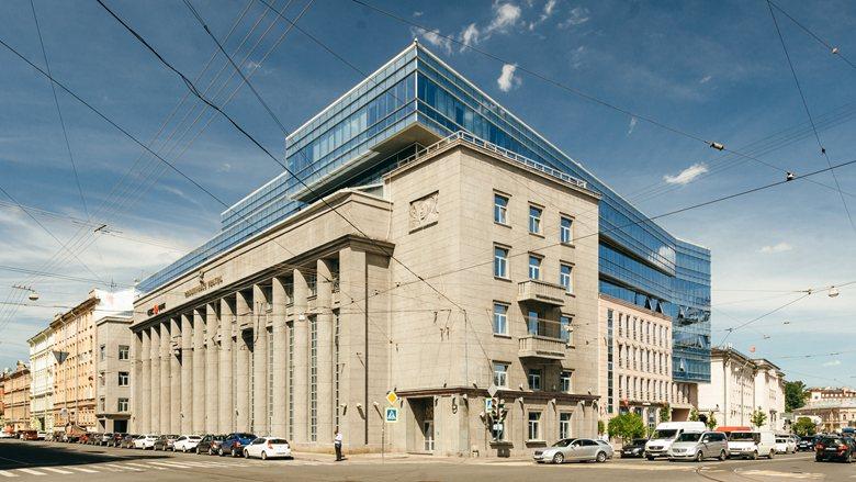 Renaissance Pravda offices