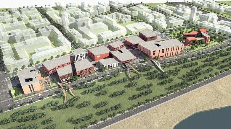 Chengdu Intarnational Sports Center Business Park