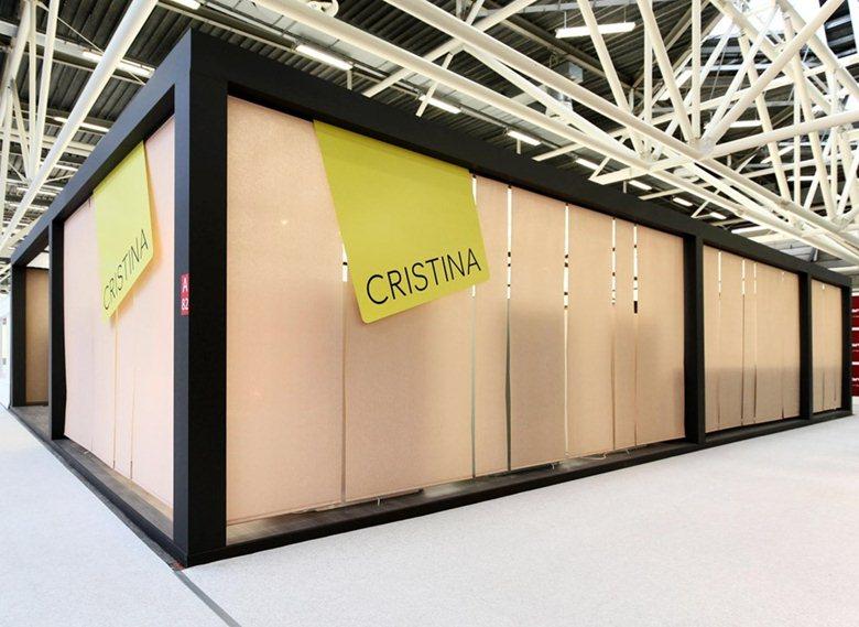 stand cristina cersaie 2011