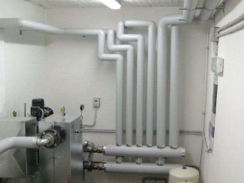 Centrale termica condominio Verona