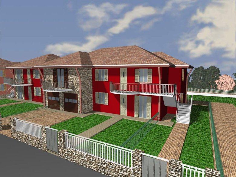 Progettazione complesso edilizio a Quistello (MN)   SONIA ...