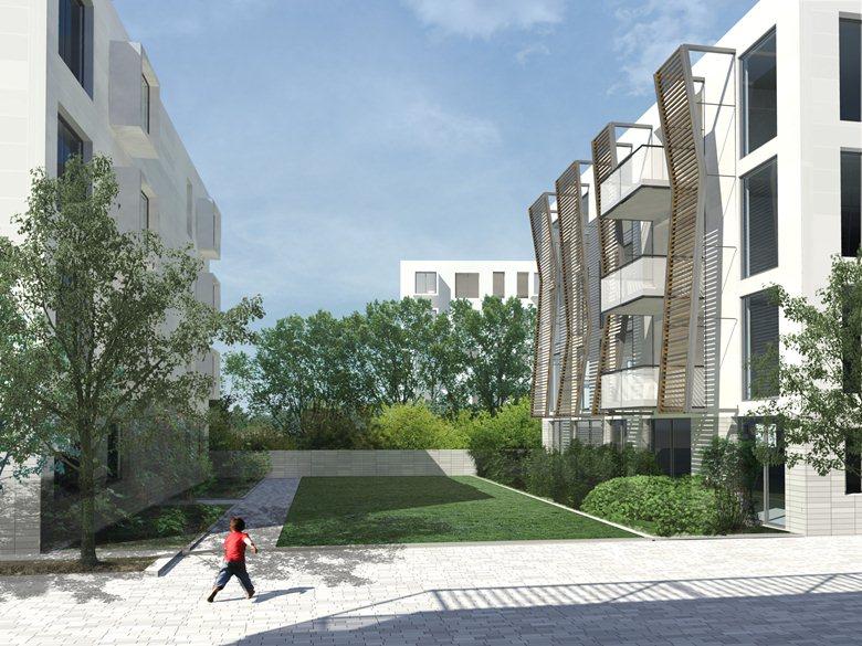 Progetto di social housing di via Pertini