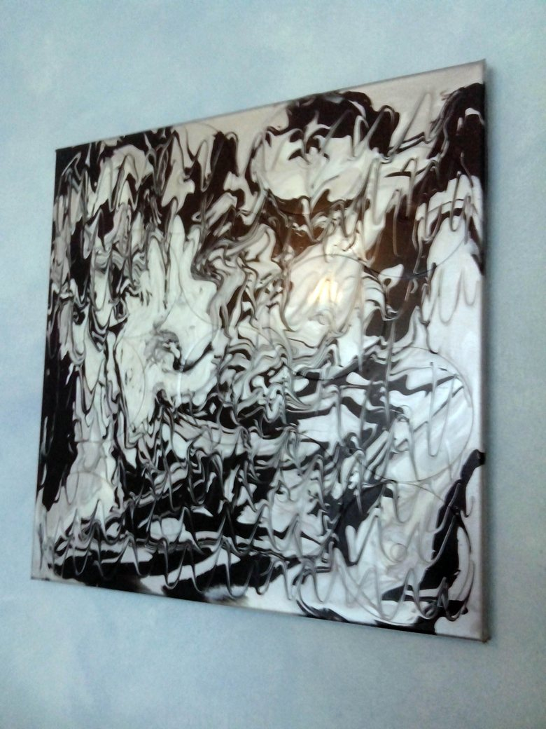 Quadro moderno Bianco e Nero | ARREDACASAOnLine.it