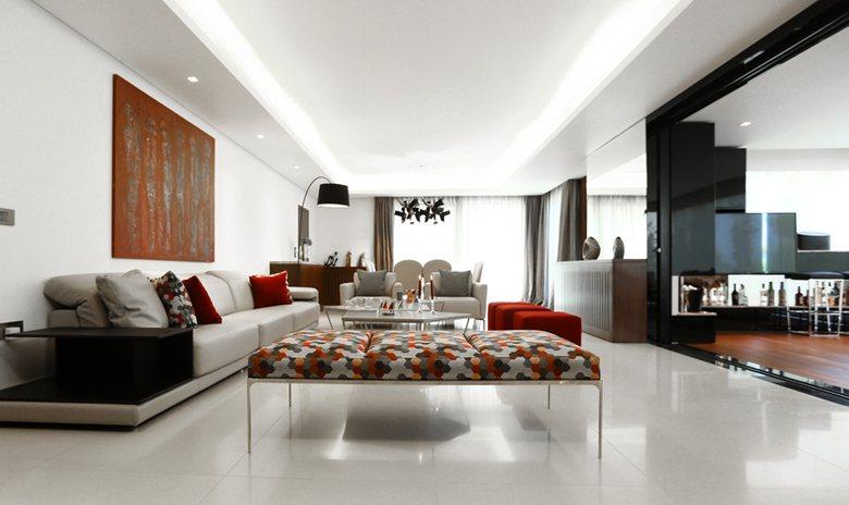 Apartment rez-of-garden