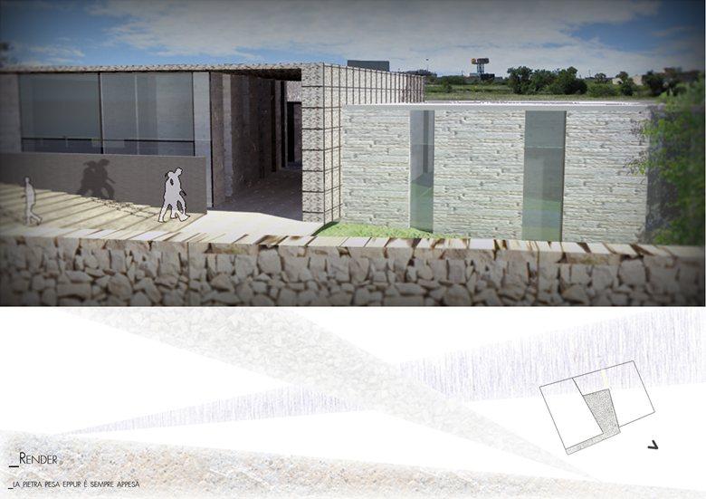Nuova sede della Fondazione degli Architetti