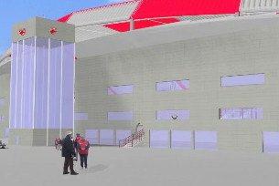Stadio Società Dinamo Bucarest