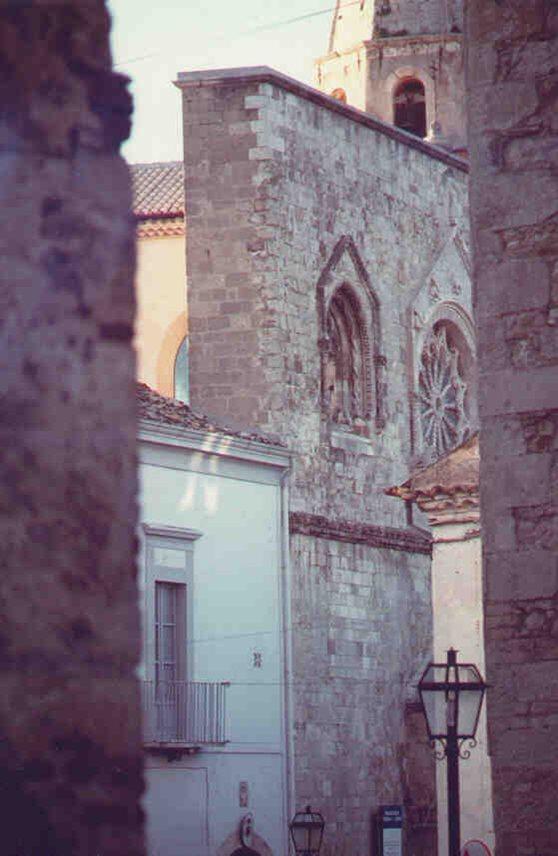 Restauro di Cattedrale
