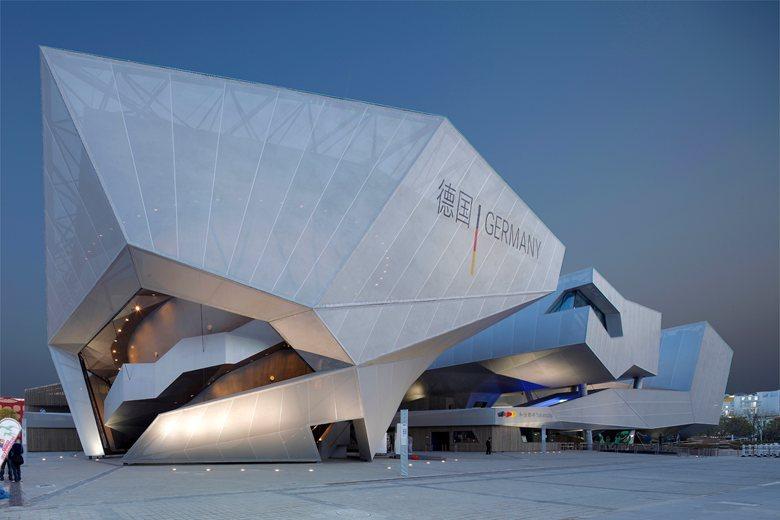 German Pavilion Expo 2010 Shanghai
