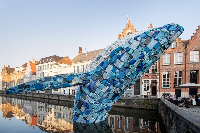 Skyscraper [the Bruges Whale]