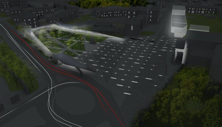 Lighting Piazza