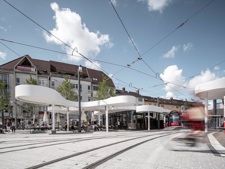 Pavilion of Europaplatz