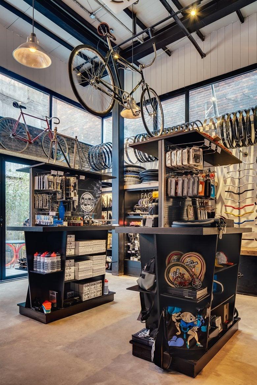 Factory Five Bike Shop   Linehouse