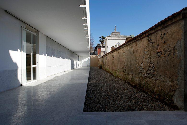 Induno Olona Cemetery Extension