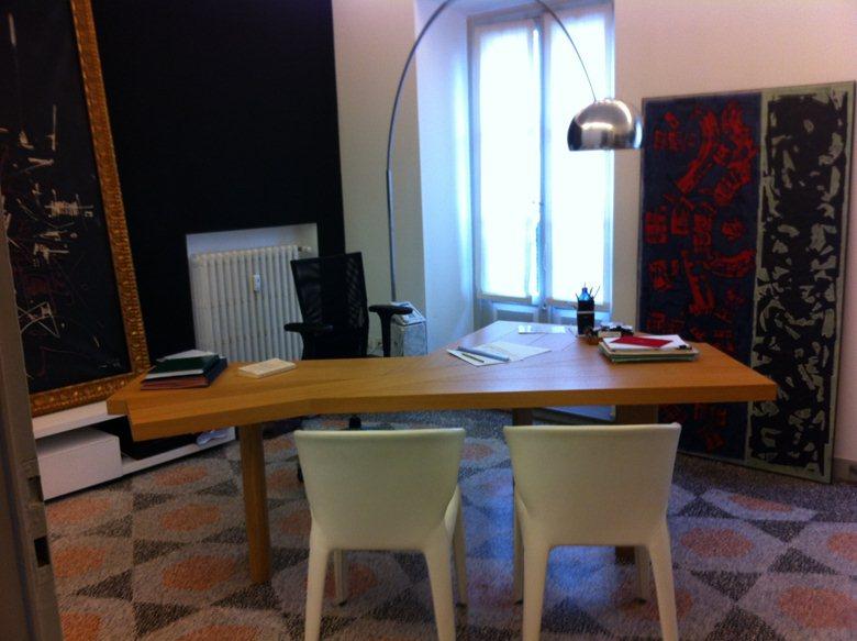Castelli Arredi Per Ufficio.Arredamento Ufficio Finanza Milano Marzia Castelli