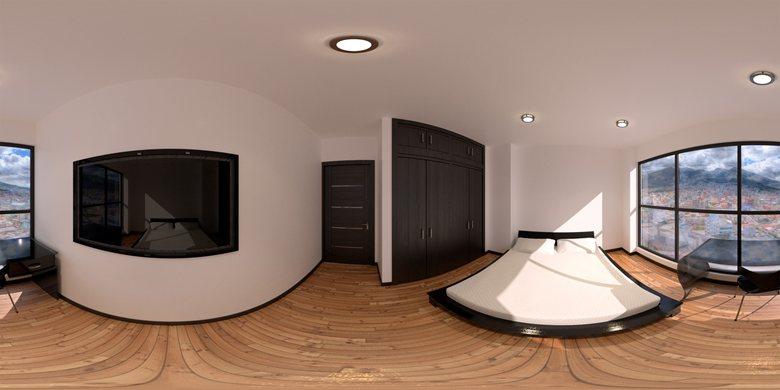 Suite - 360 Render