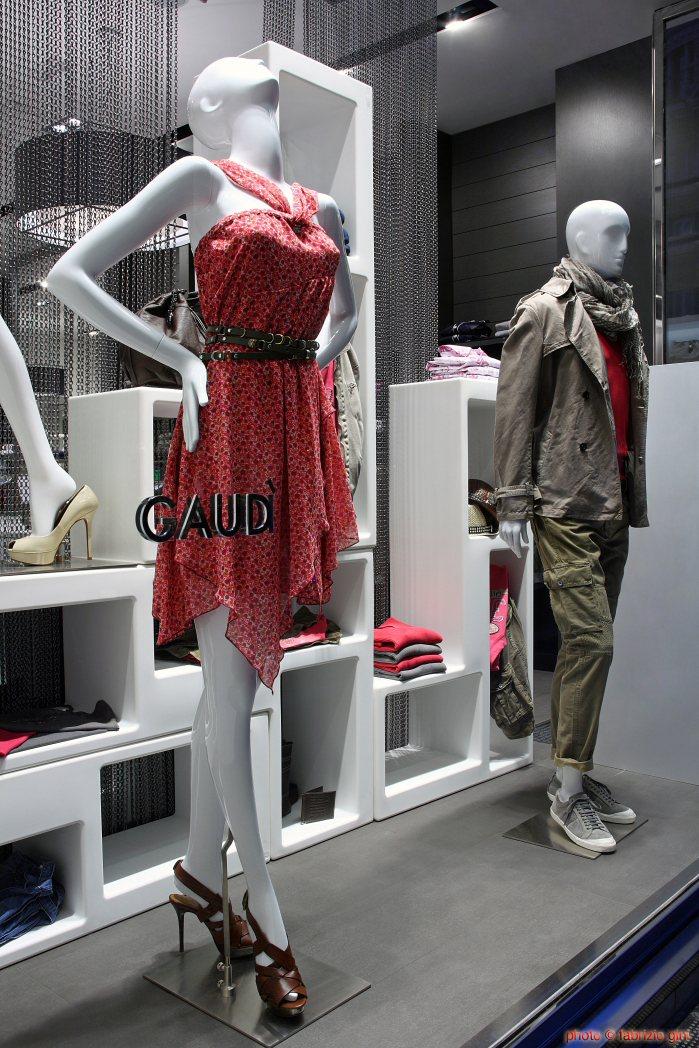 GAUDI store