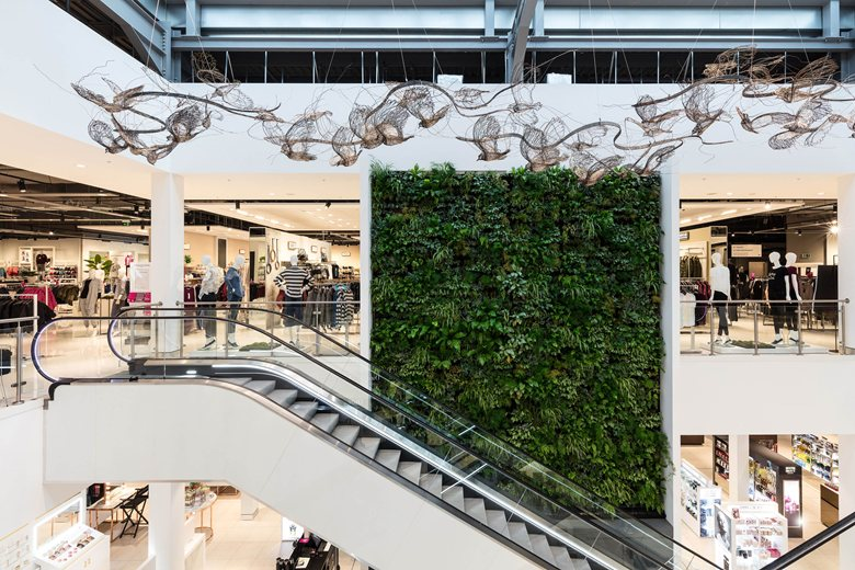 House of Fraser department store, Rushden Lakes – interior concept