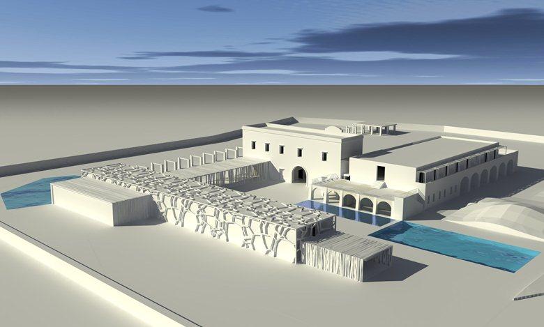 Concorso di idee ad invito per il progetto di recupero della Masseria Gelsi in struttura turistico-ricettiva