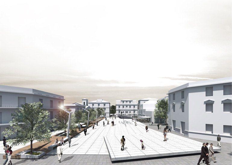 Riqualificazione Urbana e Servizi di Piazza Vittorio Veneto-Viale Stazione e tratti adiacenti