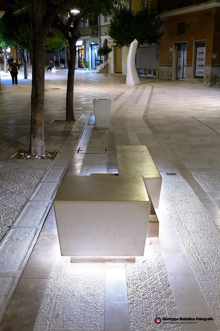 Il museo a cielo aperto in pietra di Apricena
