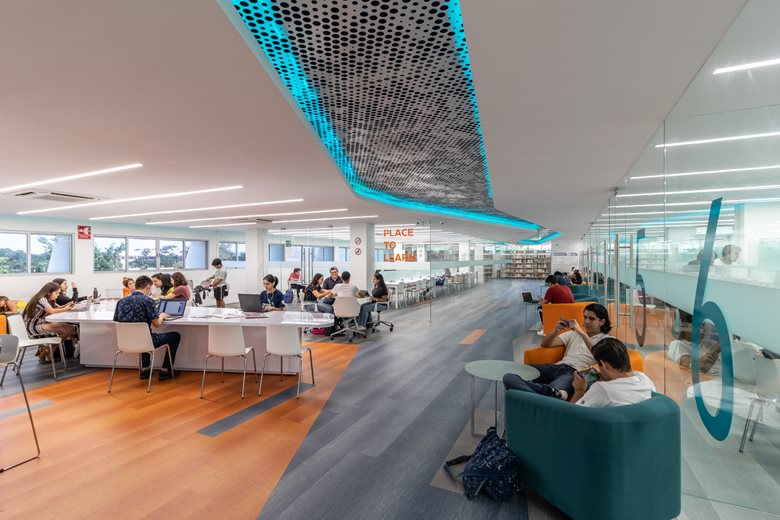 Biblioteca Anahuac Mayab