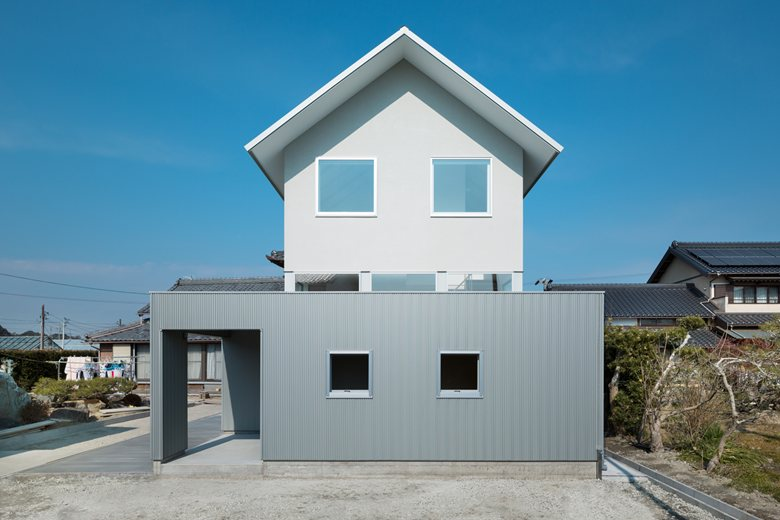 House in ogasa
