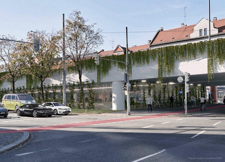 Urban project - Munich