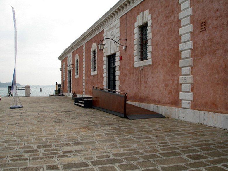 Nuovi Spazi Espositivi - Fondazione Cini