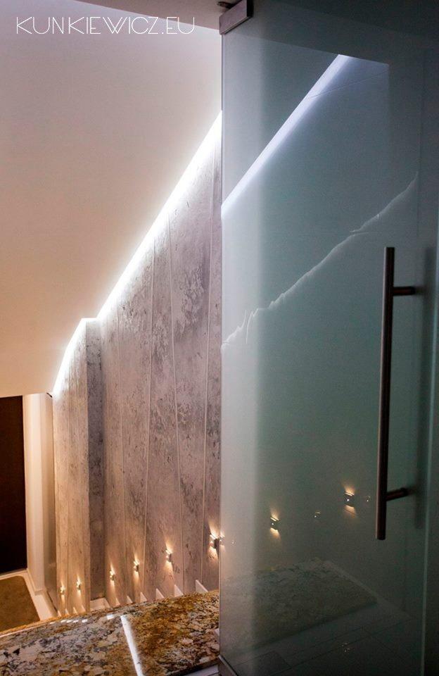 Interior modernization of single-family house