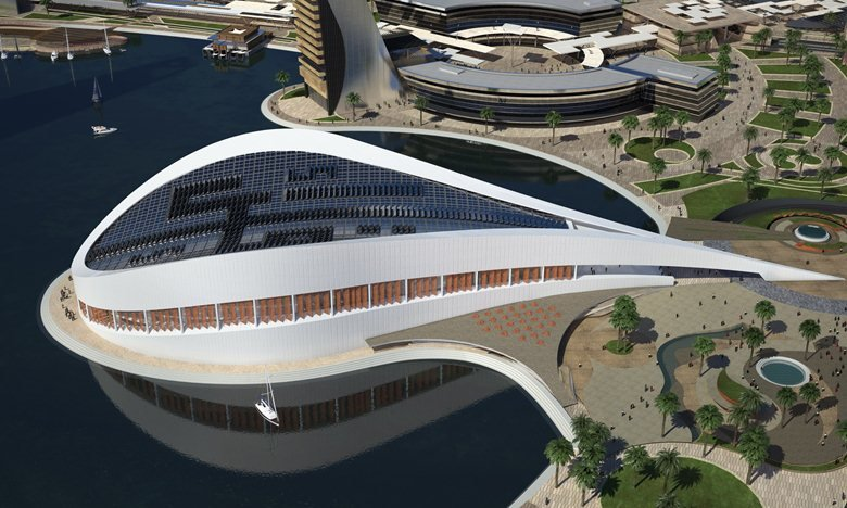 New Baghdad Library