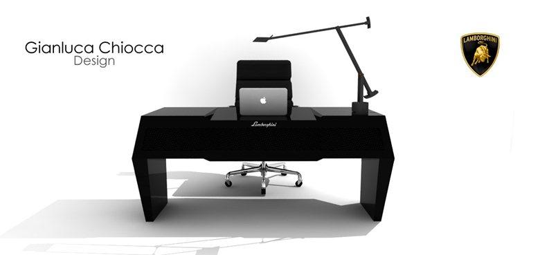 Lambo Desk