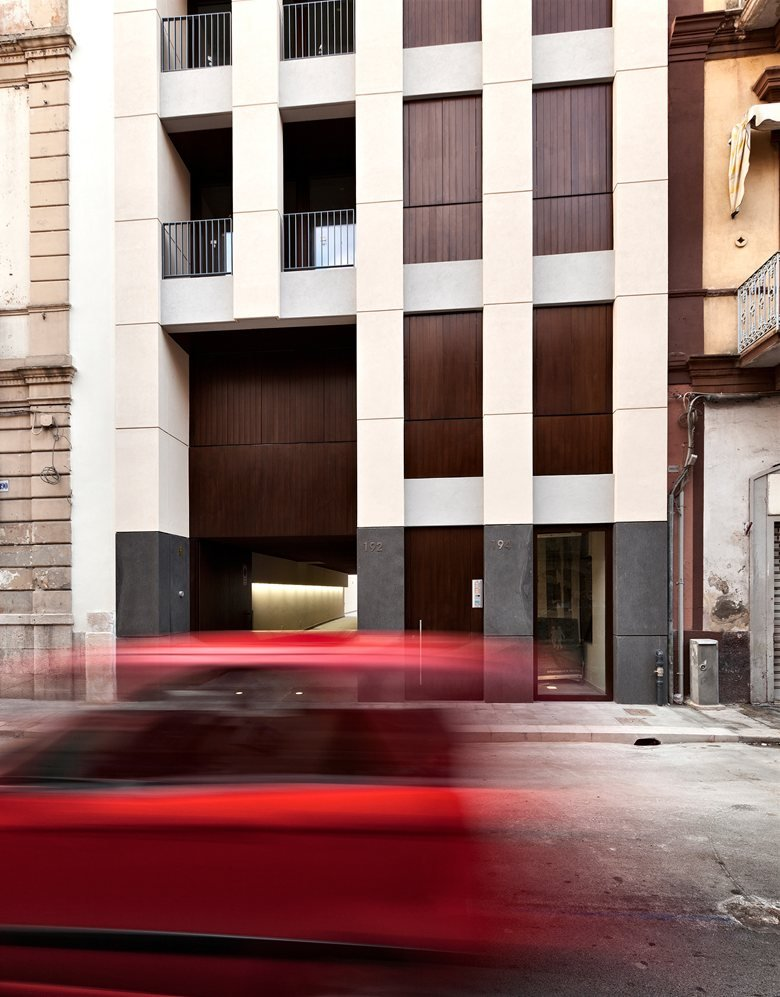 Edificio residenziale PICOS_01