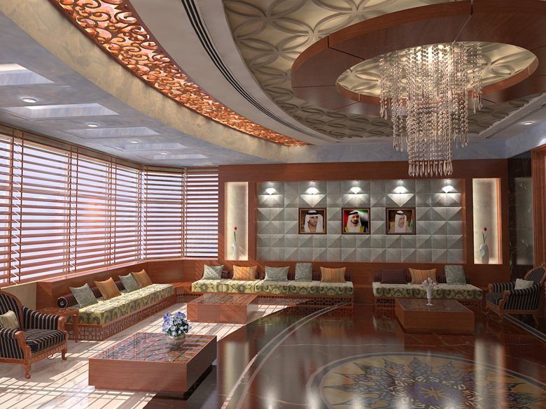 Collection of interior design works with (Creative Touch Decor)