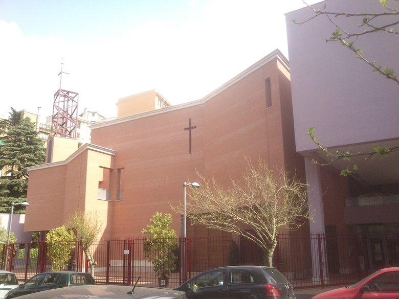 Chiesa di Santa Caterina da Siena e complesso parrocchiale