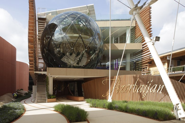 Azerbaijan Pavilion at Expo Milano 2015