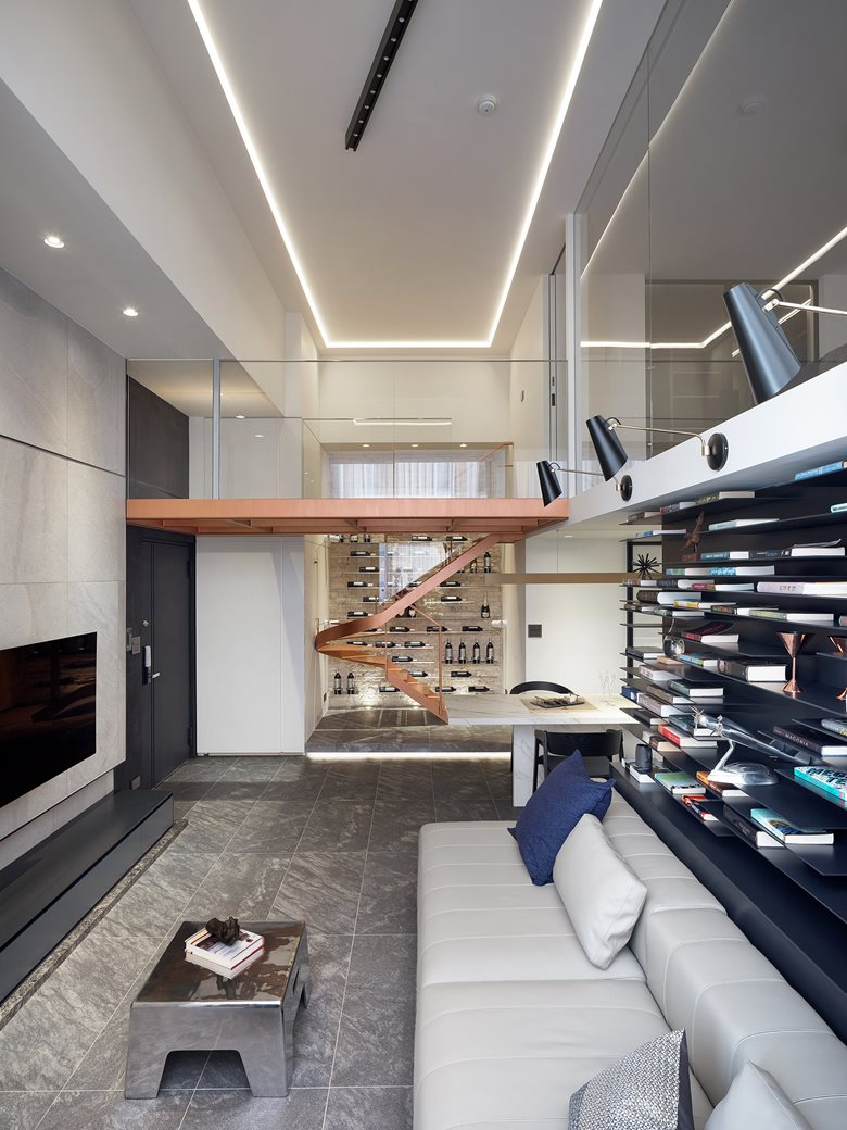 Light and Lines | PENY HSIEH INTERIORS