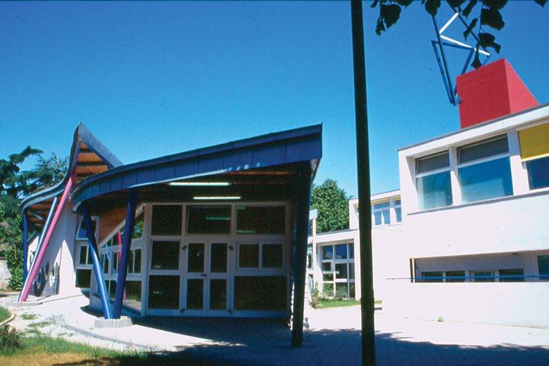 Ampliamento e ristrutturazione della scuola elementare-materna Sant'Alessandro a Monza