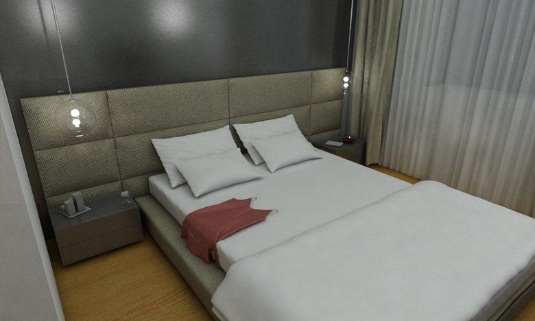 40 sqm apartment