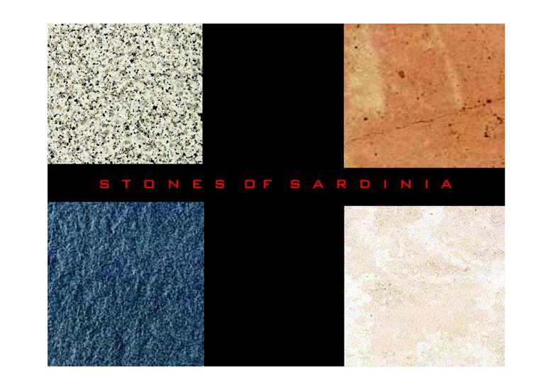 materials and textures in Sardinia