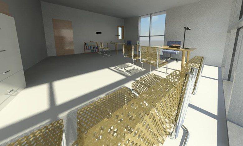 Progetto ampliamento Uffici