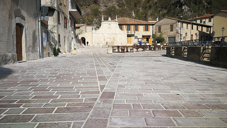 Una Piazza in Umbria