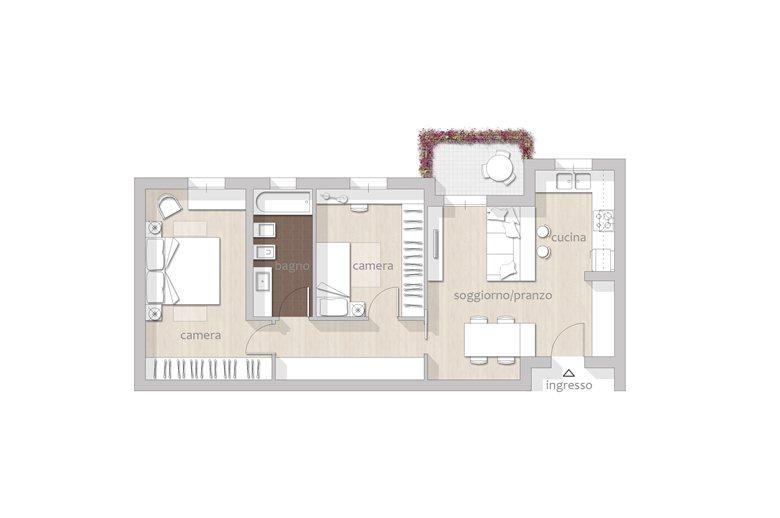 Apartment S.P.