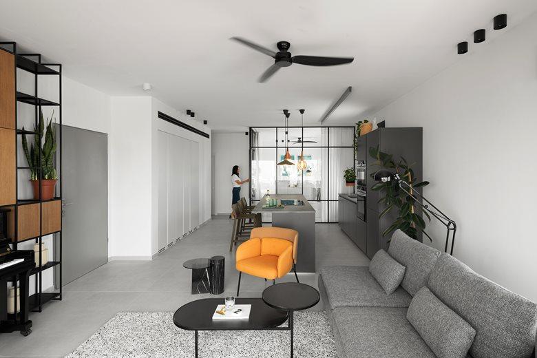 HU20 - Vacation apartment design