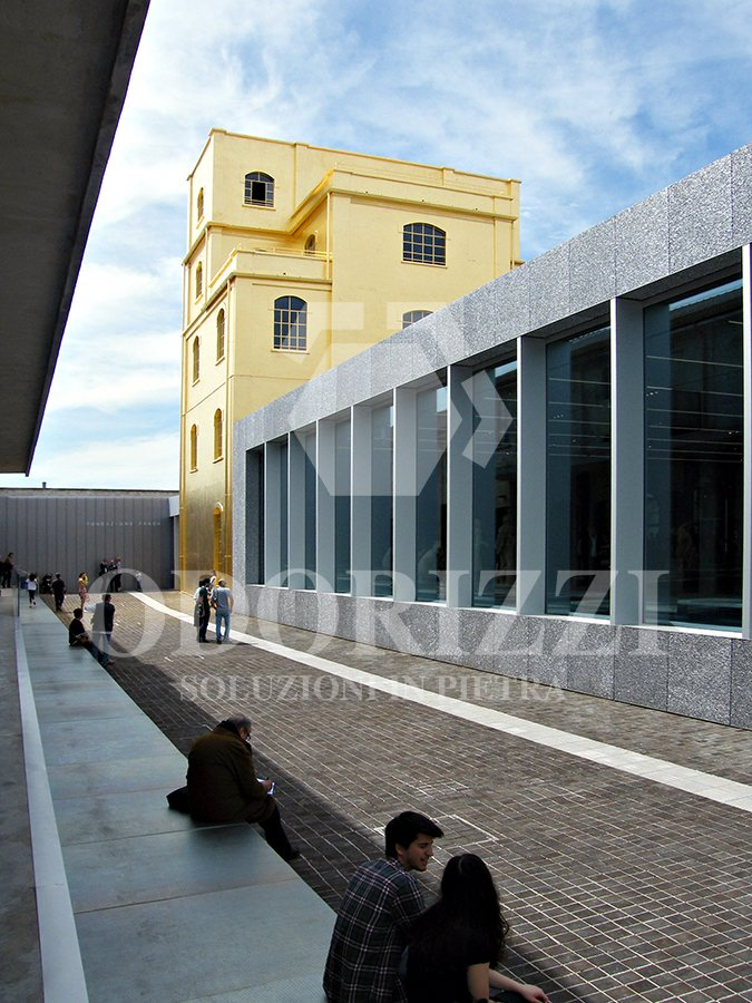 La nuova sede di Milano della Fondazione Prada
