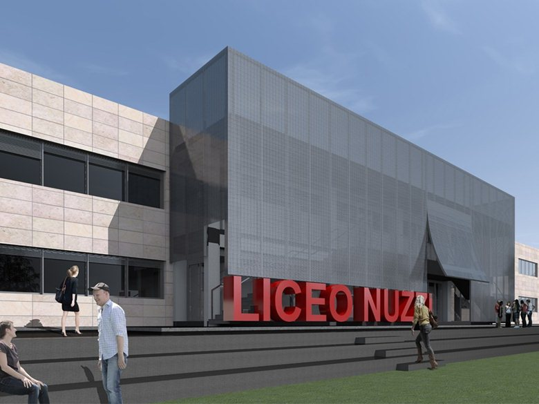 Ampliamento Liceo Scientifico Riccardo Nuzzi